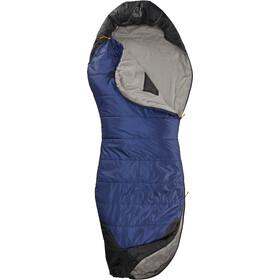 Nordisk Puk +10° Curve Sleeping Bag XL, true navy/steeple gray/black